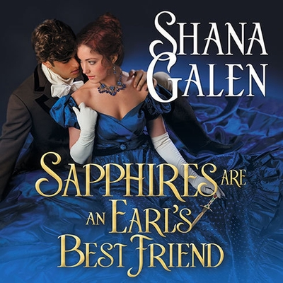 Cover for Sapphires Are an Earl's Best Friend Lib/E