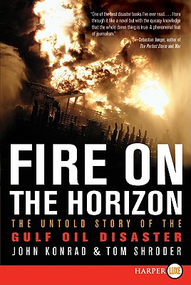 Fire on the Horizon Cover