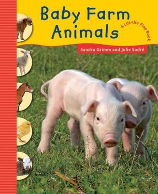 Baby Farm Animals Cover Image