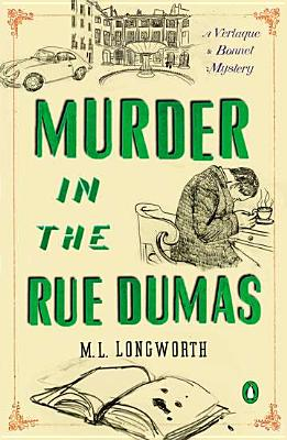 Murder in the Rue Dumas (A Provençal Mystery #2) Cover Image