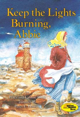 Keep the Lights Burning, Abbie (Carolrhoda on My Own Books) Cover Image
