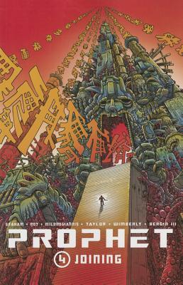 Prophet, Volume 4 Cover