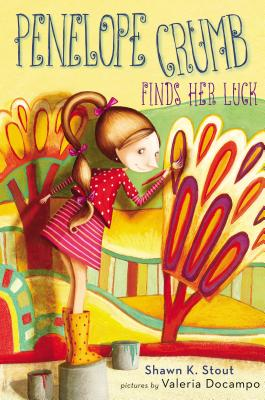 Penelope Crumb Finds Her Luck Cover
