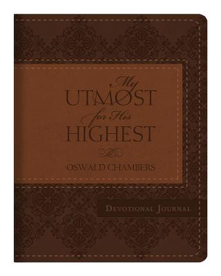 My Utmost for His Highest Devotional Journal Cover Image