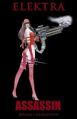 Elektra: Assassin Cover Image
