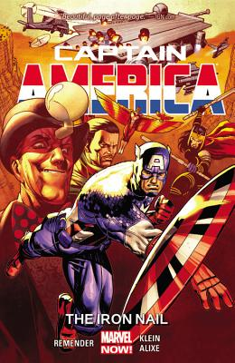 Captain America Volume 4 cover image