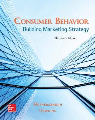 Consumer Behavior: Building Marketing Strategy Cover Image