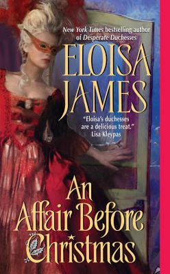 An Affair Before Christmas (Desperate Duchesses #2) Cover Image