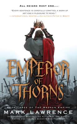 Emperor of Thorns Cover