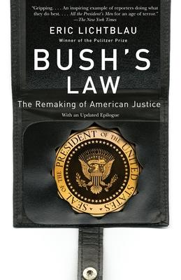 Bush's Law Cover