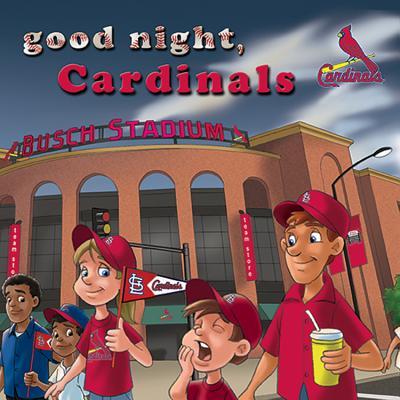 Good Night, Cardinals Cover Image