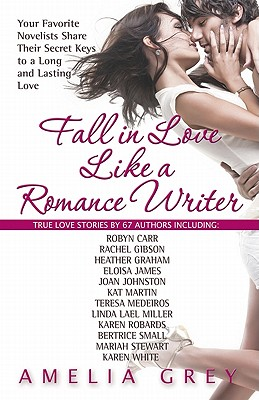 Cover for Fall in Love Like a Romance Writer