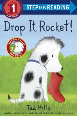 Cover for Drop It, Rocket!
