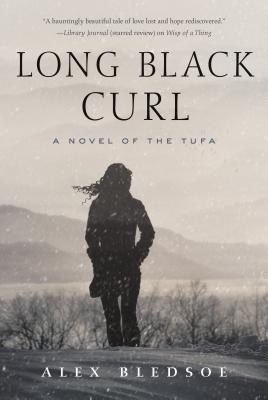 Cover for Long Black Curl