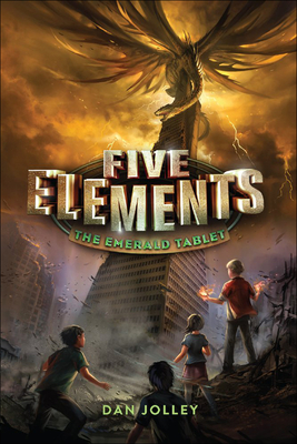 The Emerald Tablet (Five Elements #1) Cover Image