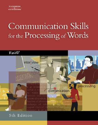 Communication Skills for the Processing of Words Cover Image