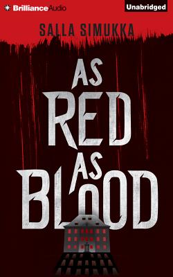 As Red as Blood Cover Image