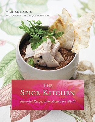 The Spice Kitchen Cover