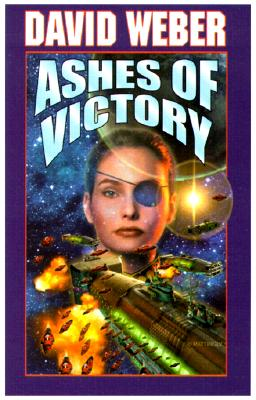 Cover for Ashes of Victory (Honor Harrington)