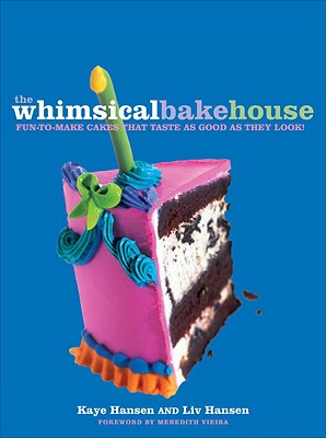 The Whimsical Bakehouse Cover