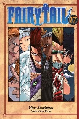 Fairy Tail V17 Cover