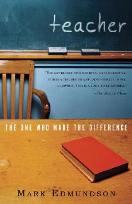 Teacher: The One Who Made the Difference Cover Image
