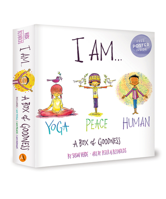 I Am . . . A Box of Goodness (I Am Books) Cover Image