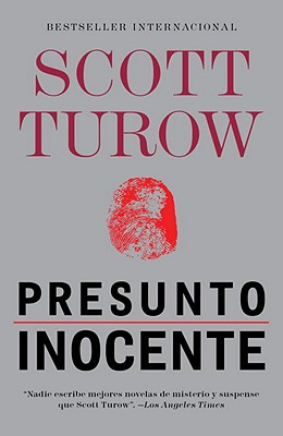 Presunto Inocente = Presumed Innocent Cover