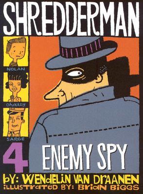 Shredderman Cover