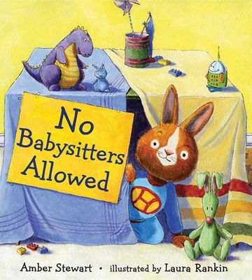 No Babysitters Allowed Cover