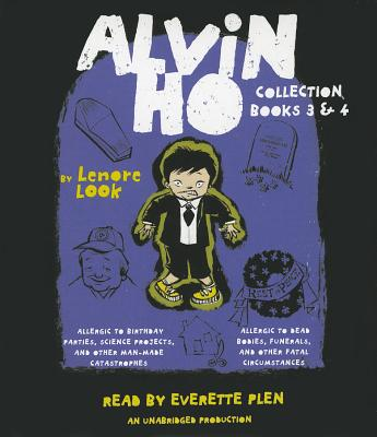 Alvin Ho Collection Cover