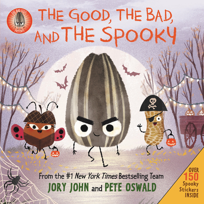 Cover Image for The Bad Seed Presents: The Good, the Bad, and the Spooky