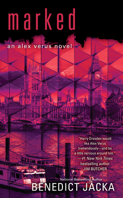 Marked (An Alex Verus Novel #9) Cover Image