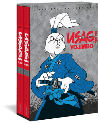 Usagi Yojimbo: The Special Edition Cover Image