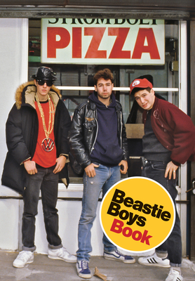 Beastie Boys Book Cover Image