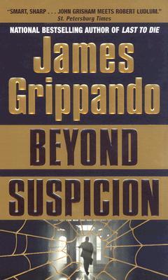 Beyond Suspicion Cover Image