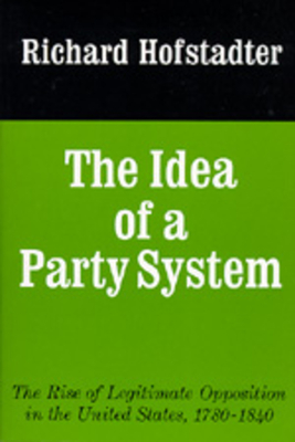 The Idea of a Party System Cover
