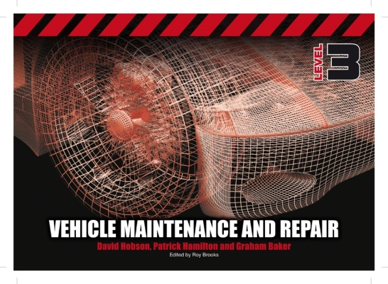 Light Vehicle Maintenance and Repairlevel 3 Cover Image