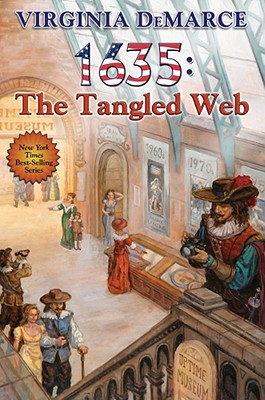 1635: The Tangled Web Cover Image