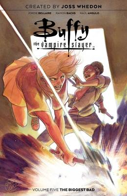 Buffy the Vampire Slayer Vol. 5  Cover Image