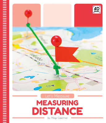 Measuring Distance (Let's Measure) Cover Image