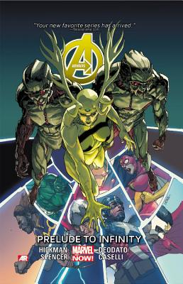 Avengers Volume 3 cover image