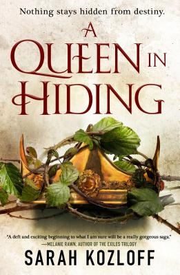 A Queen in Hiding (The Nine Realms #1) Cover Image