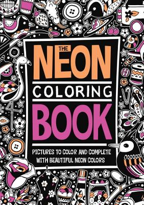 The Neon Coloring Book Cover Image