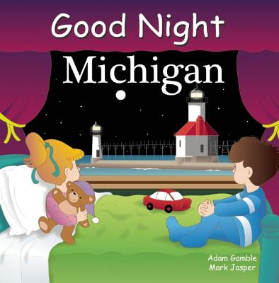 Good Night Michigan (Good Night Our World) Cover Image