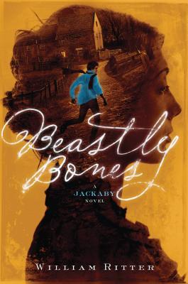 Beastly Bones: A Jackaby Novel Cover Image