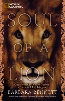 Soul of a Lion Cover