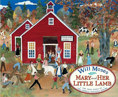 Mary and Her Little Lamb Cover