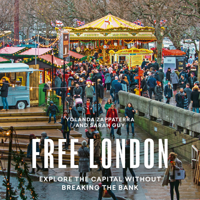 Cover for Free London