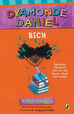 Rich: A Dyamonde Daniel Book Cover Image